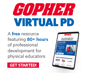 Gopher Virtual PD Ad